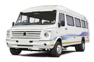 tempo traveller by himachal tour guide